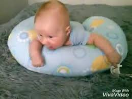 Тестирование <b>подушки для кормления Chicco</b> Boppy - YouTube