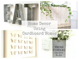 Home Decor Subscription Box Decorate with Cardboard Boxes Lemons Lavender Laundry 67