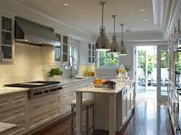 Kitchen Ideas Long Kitchen Design Delightful Long Kitchen Design