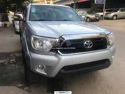 Toyota Tacoma 4x4 year 2005 full Option in Phnom Penh on Khmer24.com