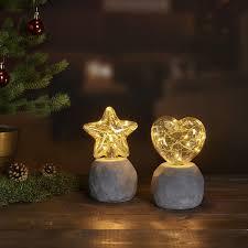 Weihnachtsdeko Mit Led Beleuchtung Clas Ohlson