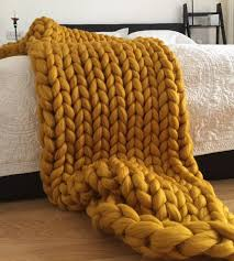 Mustard Yellow Throw Blanket Enchanting Mustard Yellow Blanket