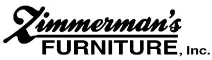 Scott's Furniture Brands Adorable Zimmermans Furniture Model