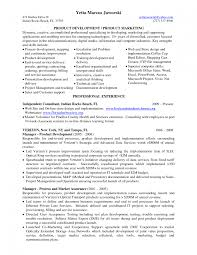 Product Management Resume Product Manager Resume Management Sample Objective Business 24