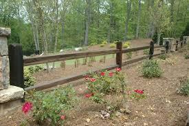 split rail fence ideas back yard fence ideas lovely two rail split rail fence staple wire