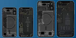 Peek inside your new iPhone 12 mini and ...