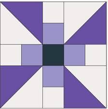Flying Colors: FREE Propeller Quilt Block Pattern - The Quilting ... & Flying Colors: FREE Propeller Quilt Block Pattern Adamdwight.com