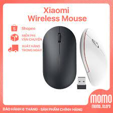 Chuột không dây Xiaomi gen 2 - Chuột Xiaomi không dây wireless Portable  Mouse - Chuột Văn Phòng