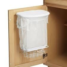 garbage holder cabinet door gallery doors design modern