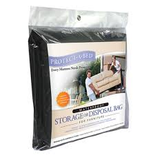 mattress storage bag. mattress storage or disposal bag
