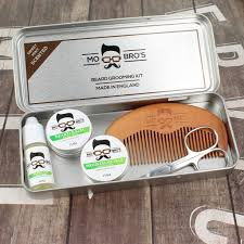 beard grooming gift tin 8 amazing scents