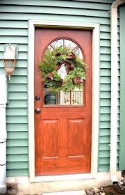 spray painting metal front door a chalk paint elegant for faux painted cool design met painting a steel front door