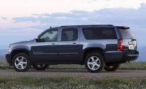 2008 Chevrolet Suburban | Review | Reviews | Car and Driver
