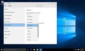 Windows 10'da Uyku Modu Kapatma – Değiştirme