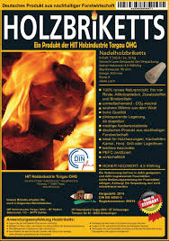 Wooden Briquettes 960 Kg On Disposable Palette Briquettes
