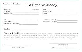 Ms Word Invoice Template Doc From New Cash Receipt Format In
