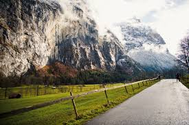 outdoor nature mountains. Landscape Nature Outdoor Mountain Hill Valley Range Cliff Steep Tourism Terrain Roadway Mountains Alps Plateau