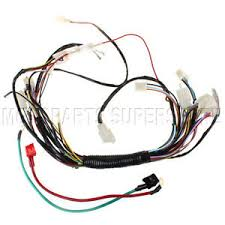 new main wiring harness 110cc 125cc taotao atvs quads four wheeler tao tao 110 wiring diagram at Tao Tao 110 Wiring Harness