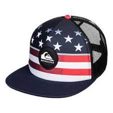 Quiksilver Hat Size Chart Mens Fazers Trucker Hat
