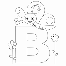I created these mainly because more alphabet activities: Coloring Alphabet Book Pdf Inspirational Free Printable Coloring Sheets For Girls T Kindergarten Coloring Pages Butterfly Coloring Page Letter B Coloring Pages