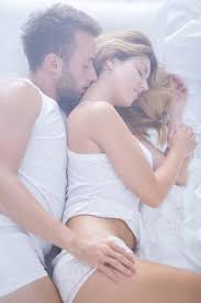 romance in bed. Brilliant Bed Image Of Romantic Couple Lovers Lying In Bed Stock Photo  50900283 With Romance In Bed E