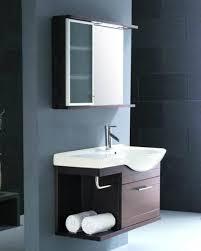 white furniture bathroom interior astonishing home interior bathroom design ideas with amusing walnut wall mounted vanity and excellent white ceramic vessel bathroom basin furniture