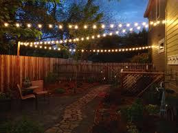 backyard wedding lights backyard wedding lighting