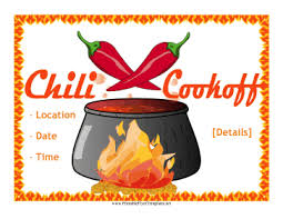 chili cook off poster ideas. Plain Ideas With Chili Cook Off Poster Ideas C