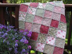 Large size Patriotic themed Rag Quilt Blanket.-created by Lisa ... & Large size Patriotic themed Rag Quilt Blanket.-created by Lisa Bruce | My  Proud Creations | Pinterest | Rag quilt and Blanket Adamdwight.com