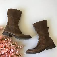 Fiorentini Baker Ella Brown Short Boots