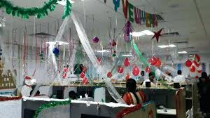 decorate office for christmas. Christmas Desk Decoration Ideas Decorations Office Themes . Decorate For