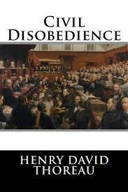civil disobedience by henry david thoreau paperback barnes noble acirc reg