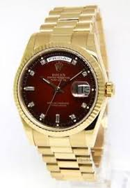 mens diamond rolex wristwatches men s gold diamond rolex