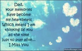 Passing Away Quotes Mesmerizing I Miss You Messages For Dad After Death Quotes To Remember A Father