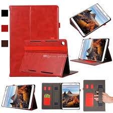 luxury half genuine leather tablet cases for huawei m5 10 8 huawei m5 8 4 shockproof pu leather cases best tablet case 10 inch tablet case with keyboard