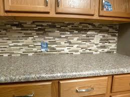 kitchen glass mosaic backsplash. Subway Tile Mosaic Backsplash Kitchen Impressive Glass Full Size Of .