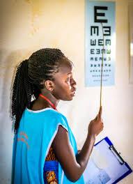 Community Eye Health Journal How To Detect Myopia In The