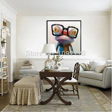hand painted hot sell low price wall art home decoration doctor