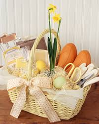 a basket full of seeds gloves and tools is a gift basket perfect for those who love to garden martha stewart