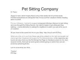Pet Sitter Cover Letter Pet Sitter Cover Letter Dog Sitter Cover Letter Doritrcatodosco