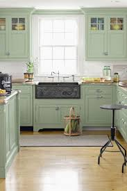 colors green kitchen ideas. Pale Green Kitchen Cabinets Inspirations 10 Ideas Best Paint Colors For Kitchens