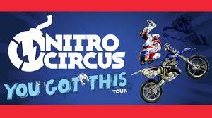 Target Center Nitro Circus Seating Chart Nitro Circus You Got This Target Center
