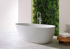perlato mandia freestanding soaker tub