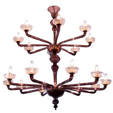 timeless lighting. Murano Glass Amethyst Chandelier - Shop Timeless Lighting Handcrafted In Italy: Chandeliers, Pendant Lamps G