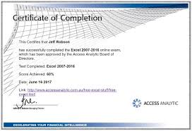 Free Aptitude Test Online Free Excel Test Access Analytic