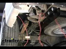 trailer wiring harness installation chevrolet express van trailer wiring harness installation 2007 chevrolet express van etrailer com