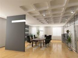Great Office Lighting Ideas on Office Ceiling Designs Interior