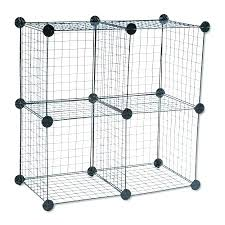 ikea wire shelf wire shelf get ations a cube shelving system quick lock connectors four cube