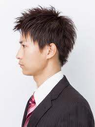 就活スポーツマンショート 大島コウヘイ Mens ヘアスタイル美容