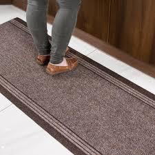 floor floor runner rugs kitchen mats runners and ribbed